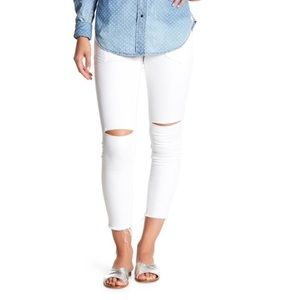 Freebirds II White Skinny Jeans